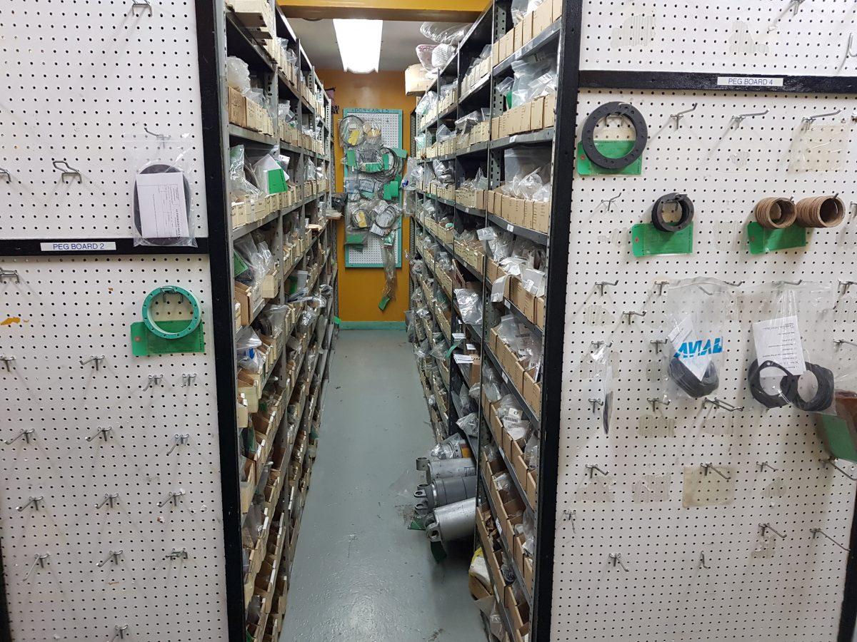 Inventory Parts
